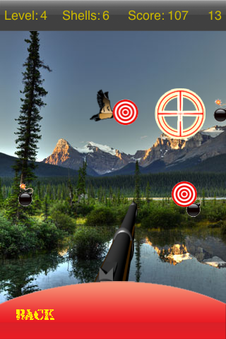 Screenshot iShotgun Pro – Skeet Shooting Game