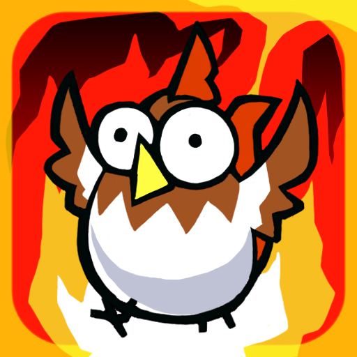 Toast The Chicken - Hard Puzzle Game Unique Brain Teaser by AQSystem icon