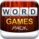 Word Games Pack - 7 in 1 Bundle with Word Search, Mixer, and Hangman